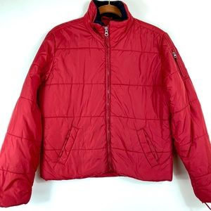 Abercrombie And Fitch Puffer winter warm Jacket